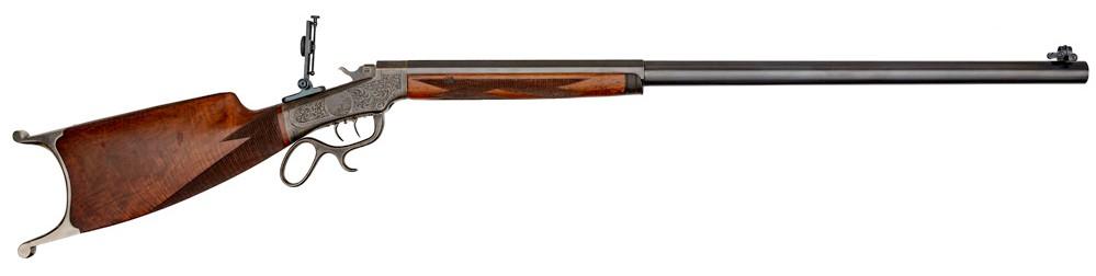 Marlin-Ballard No. 6 Schuetzen Rifle