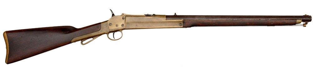 Confederate Morse Carbine, Type II, from The M. Clifford (Cliff) and Lynne B. Young Collection of Confederate Arms