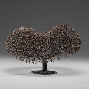 Harry Bertoia (American, 1915-1978) Untitled (Bush Form Sculpture)